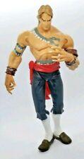 "Capcom Street Fighter Round One Vega Player Two 8"" Figure Resaurus 1999"