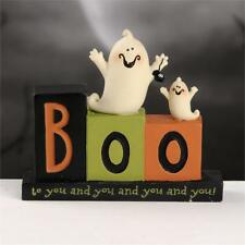 Country 'Boo To You and You Ghost on Block Halloween Autumn by Blossom Bucket