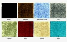 BROWN WALL TO WALL CUT-TO-FIT BATHROOM CARPET-SIZE= 5 X 8-BEST VALUE FOR THE $ D