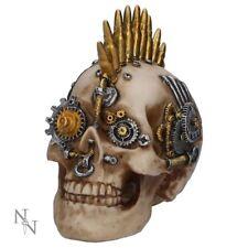 Steampunk Gears Of War skull goth fantasy myth Comicon Larp Cosplay Nemesis Now