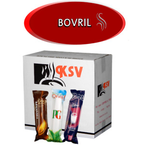 Bovril for 73mm In-Cup Vending Machines INCUP Drinks x300