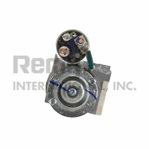 Remy Power Products 26637 Starter Silver