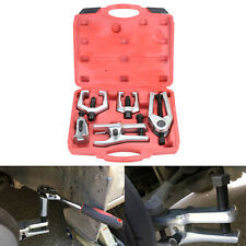 5PC Front End Service Tool Pitman Arm Tie Rod Puller Ball Joint Separator Remove