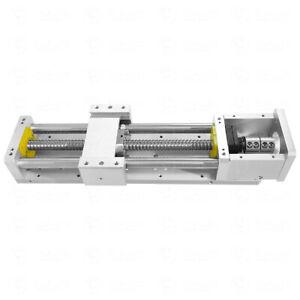 Electric Sliding Table Linear Stage L100mm Ballscrew SFU1605 CNC Slide Actuator