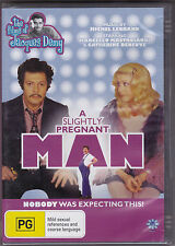 A Slightly Pregnant Man - DVD (Region 4 French with English Subtitles Sealed)