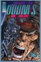 Doom's IV #4 (Oct 1994, Image [Extreme]) Mark Pacella, Kurt Hathaway