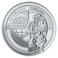 Poland / Polen - 10zl Poland's accession to NATO
