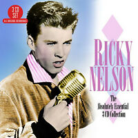 Ricky Nelson : The Absolutely Essential Collection CD Box Set 3 discs (2017)