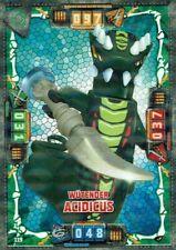 Lego Ninjago Serie 4 TCG Sammelkarten Karte Nr. 119 Wütender Acidicus