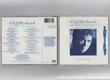 CLIFF RICHARD  =  {CD - 19 TRACKS}  =  PRIVATE COLLECTION 1979-1988  =