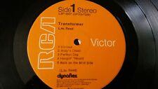 Lou Reed Transformer dynaflex USA 1st pressing  LP