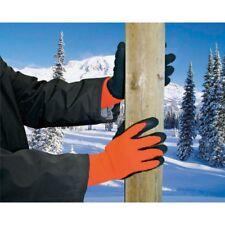 5 paire de gant travail POLAIRE INTERIEUR ANTI FROID  Hiver TAILLE 9