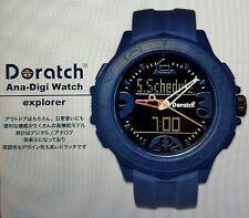 Doraemon Doratch Wrist Ana-Digi Watch explore from JAPAN*Free International ship