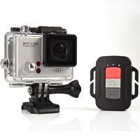 Sport Action Caméra 16MP Full HD 1080p Vidéo Enregistreur + Wi-Fi + Télécommande