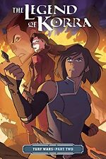 The Legend of Korra Turf Wars Part Two  by Michael Dante DiMartino  (Paperback)