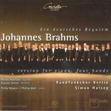 Brahms / Philip Maye - Ein Deutsches Requiem [New SACD]