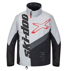 SKI DOO MENS X-TEAM JACKET GREY - 440863