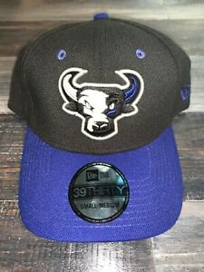 New Era Toros De Durham Durham Bulls Copa De La Diversion Fitted Cap Hat S/M NWT