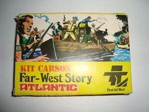 SOLDAT Atlantic far west  story kit carson 1/72 no airfix