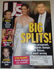 US Weekly Magazine Charlie Sheen Denise Richards March 2005 031915R2
