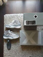 Air Jordan XI Retro Cool Grey 2010, US 9, used, only one shoe tree, original...