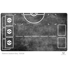 Pokemon Stadium Grey - Pokemon Play Mat (PL0128)