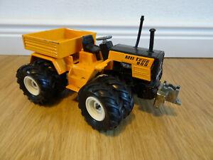 SIKU MB TRAC 800 Zwillingsbereifung Traktor Trecker Landwirtschaft Modelle 1:32