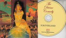 THE DIVINE COMEDY Foreverland 2016 UK 12-trk promo CD Neil Hannon