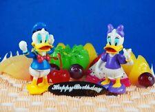 Cake Topper Decoration Disney Donald Daisy Duck Figure K1214 H J