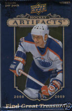 2008/09 Upper Deck Artifacts NHL Hockey Hobby Pack NIP