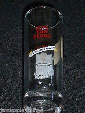 """NAPOLEON DYNAMITE Vote For Pedro Shotglass Vtg 2005 Shot Glass 4"""""""