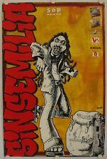 Affiche Concert SINSEMILIA Années '90