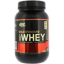 Optimum Nutrition  Gold Standard 100  Whey  Extreme Milk Chocolate  2 lbs  909 g