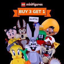 BRAND NEW LEGO Looney Tunes Minifigures CHOOSE YOUR FIG ( BUY 3 GET 1)
