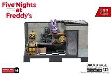 Five Nights at Freddy's - Backstage Medium Construction Set 153 Pieces Freddys
