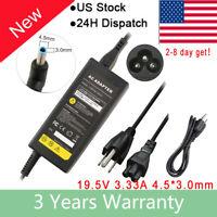 AC Adapter Charger For HP 740015-004 741553-850 HSTNN-CA40 HSTNN-DA40 4.5*3.0mm