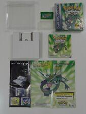 Pokemon Smaragd Edition komplett OVP Nintendo Game Boy Advance für Sammler #4