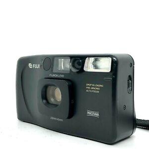 【NEAR MINT++】Fuji Cardia Travel MINI DUAL-P 35mm Point & Shoot Film Camera JAPAN