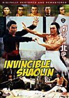 Invincible Shaolin - Hong Kong RARE Kung Fu Martial Arts Action movie - NEW