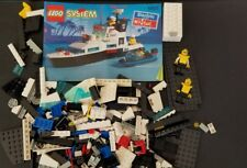Lego Police Town 9V HARBOR 6483 Coastal Patrol - Electric Light & Sound