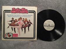 33 RPM LP Record Barbie Allen Dance Exercise w/ Booklet Silver Eagle SE-1003 VG+