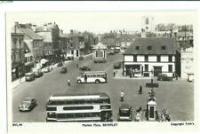 Kent Postcard Bexley Showing Single Decker Bus  M209