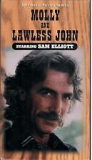 Molly And Lawless John (VHS) Sam Elliott - NEW!