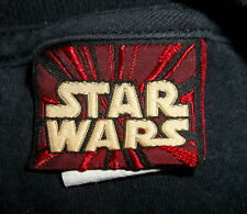 "STAR WARS T-SHIRT SIZE X LARGE. "" NABOO STARFIGHTER""  ""STAR WARS C) LUCAS  LABEL"