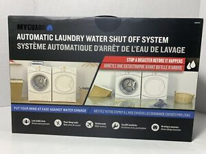 Automatic Laundry Water Shut Off System FACTORY SEALED NEW myguard