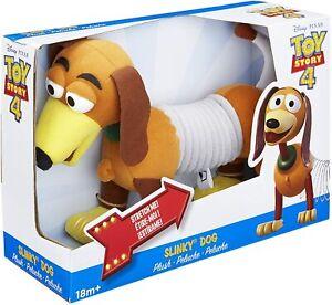 Disney Pixar Toy Story 4 Plush Slink the Slinky Dog 10 Inches Long