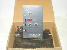 NORDSON 120436A NEW MICROSET MULTISCAN TEMPERATURE CONTROL PANEL 120436A