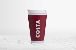 COSTA Coffee | Resuable Travel Mug | Double Wall | 450ML | 25P discount Instore!