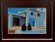 Expressionist Miguel INNER * 1948 Franz. discount Adec Artprice MODERN ART XX