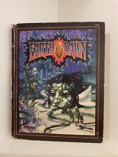 EarthDawn: Core Rulebook, Hardcover, RPG, Fasa